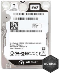 "Western Digital Black Scorpion 2.5"" 500GB 7200rpm 32MB SATA3 WD5000LPLX"