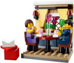 LEGO Creator - Valentin napi vacsora (40120)