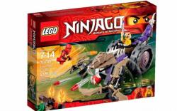 LEGO Ninjago - Anacondrai törőgép (70745)