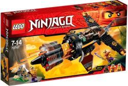 LEGO Ninjago - Sziklaromboló (70747)