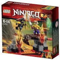 LEGO Ninjago - Lávatenger (70753)