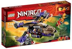 LEGO Ninjago - Helikopteres Condrai támadás (70746)