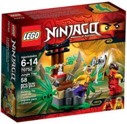 LEGO Ninjago - Dzsungel csapda (70752)