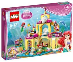 LEGO Disney Princess - Ariel tenger alatti palotája (41063)