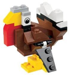 LEGO Pulyka 40033