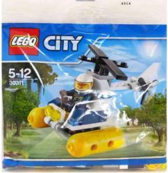 LEGO City - Mocsári rendőrségi helikopter (30311)