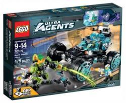 LEGO Ultra Agents - Ügynök titkos őrjáraton (70169)