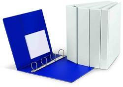Forpus Gyűrűskönyv panorámás 60 mm kék