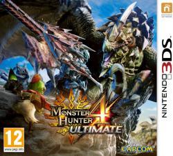 Capcom Monster Hunter 4 Ultimate (3DS)