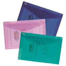 Snopake Irattasak patentos A/5 élénk színek