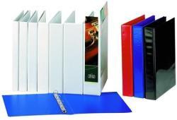 Esselte Gyűrűs könyv panorámás 4 gyűrű 30 mm A4 kék