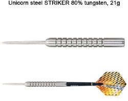 Unicorn STRIKER 80 steel 21g