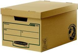 Fellowes Bankers Box Earth Series Archiváló konténer nagy karton (IFW44707)