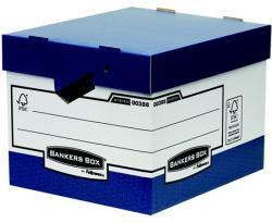 Fellowes Archiváló konténer ergonomikus karton fogantyúkkal (IFW00388)