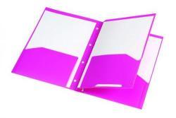 Rexel Advance Irattartó mappa lefűzhető 4 részes A4 PP rózsaszín (IDGL2103976)