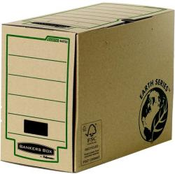 Fellowes Bankers Box Earth Series Archiváló doboz 200 mm (IFW44723)