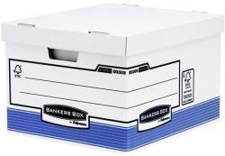 Fellowes Bankers Box System Archiváló konténer karton nagy kék (IFW00309)