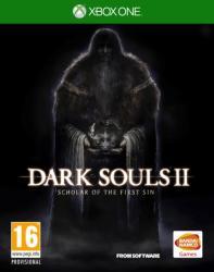 Namco Bandai Dark Souls II Scholar of the First Sin (Xbox One)