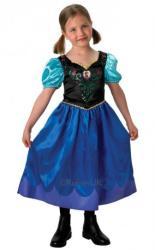 Rubies Disney hercegnők: Jégvarázs Anna hercegnő - 116cm-es méret (RUB889543-M)