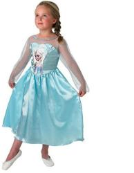 Rubies Disney hercegnők: Jégvarázs Elsa hercegnő - 128cm-es méret (889542-L)
