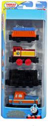 Mattel Thomas kismozdonyok - Dízel szerelők (4 darabos készlet)