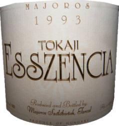 MAJOROS Tokaji Esszencia 1993