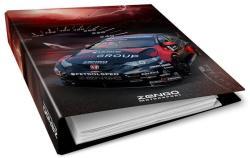 Victoria Zengő Motorsport Gyűrűs könyv 4 gyűrű 45 mm A4 karton (IDVGYZM)