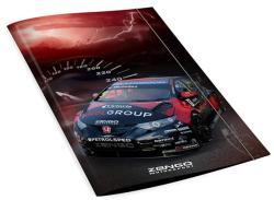 Victoria Zengő Motorsport Gumis mappa A4 karton (IDPGZM)