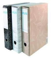 HALAS Diplomat tokos iratrendező 60 mm szürke