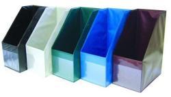 Fortuna Irattartó papucs 140 mm PVC kék