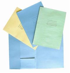 HALAS Fókusz iratgyűjtő kék