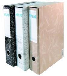 HALAS Diplomat tokos iratrendező 35 mm fekete