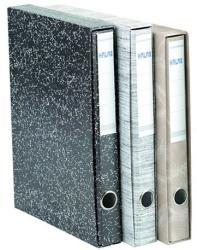 HALAS Diplomat tokos iratrendező 35 mm szürke