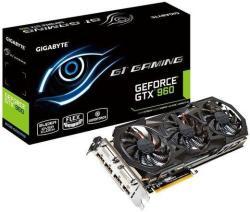 GIGABYTE GeForce GTX 960 2GB GDDR5 128bit PCIe (GV-N960G1 GAMING-2GD)