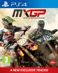 Milestone MXGP The Official Motocross Videogame (PS4)