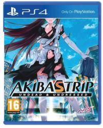 NIS Europe Akiba's Trip Undead & Undressed (PS4)
