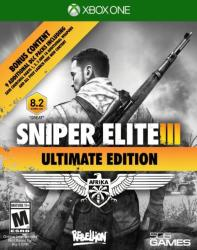 505 Games Sniper Elite III [Ultimate Edition] (Xbox One)
