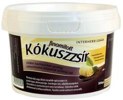 Interherb Gurman Kókuszolaj - Kókuszzsír (500g)