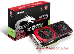 MSI GeForce GTX 960 2GB GDDR5 128bit PCIe (GTX 960 GAMING 2G)
