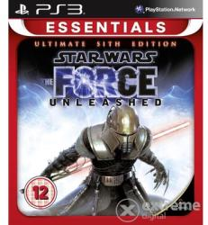 LucasArts Star Wars The Force Unleashed [Ultimate Sith Edition-Essentials] (PS3)