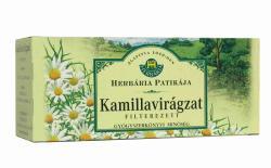 Herbária Kamillavirág Tea 25 Filter