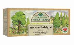 Herbária Bio Kamillavirág Tea 25 Filter