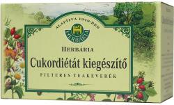 Herbária Cukordiétát Kiegészítő Teakeverék 20 Filter