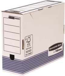 Fellowes Bankers Box® System Archiváló Doboz 100 mm kék (IFW00265)