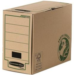 Fellowes Bankers Box® Earth Series Archiváló doboz 150 mm barna (IFW44703)