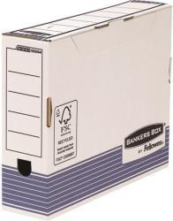 Fellowes Bankers Box® System Archiváló doboz 80 mm kék (IFW00264)