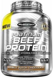 Muscletech Essential Platinum Beef Protein - 1910g