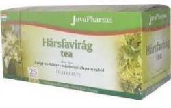 JuvaPharma Hársfavirág Tea 25 Filter