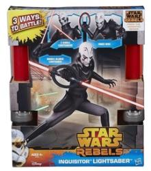 Hasbro Star Wars Rebels Inquisitor fénykard