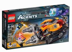 LEGO Ultra Agents - Drillex gyémántrablása (70168)